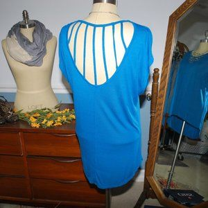 Lovely Strappy Back Top, Large